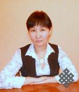 Лиджиева Ирина Владимировна