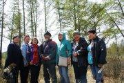 Фольклористы ТИГИ побывали в Дзун-Хемчикском кожууне