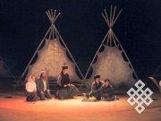Мысли по поводу спектакля «Тос чадырдан үнгеш…» («Выйдя из берестяного чума…») по пьесе Эдуарда Мижита