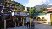 Студенты Тувинского госуниверситета проходят стажировку в Библиотеке тибетских трудов и архивов Индии