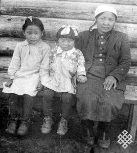 Депортация калмыков 1943–1944 годов через восприятие детей-спецпереселенцев