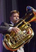 В столице Тувы открылся фестиваль-конкурс духовых оркестров и ансамблей «Фанфары в центре Азии»