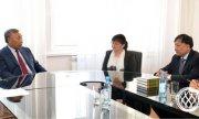 Тувинский госуниверситет планирует сотрудничество с научными, образовательными центрами Бурятии