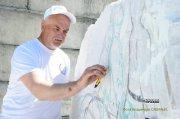 В Кызыле работают участники I Международного симпозиума скульпторов