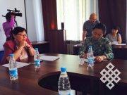 Чагытайские планы ТувГУ обсудили на пресс-конференции