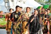 Тувинские музыканты в Астане вызывали духов