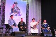 В память о народном хоомейжи Тувы Конгар-ооле Ондаре