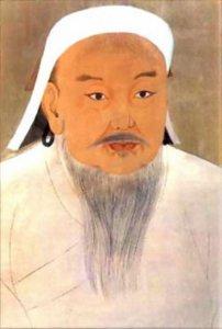 Об имени и титулах Чингисхана