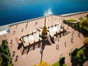 Новый обелиск «Центр Азии» благополучно доставлен из Италии в Туву