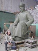 В Кызыле будет открыт памятник Буяну Бадыргы