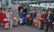 В Национальном музее Тувы прошло чествование Почетных граждан города Кызыла