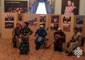 В центре Москвы разгадывали тайну Субудая