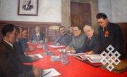 Хроника вхождения Тувы в состав СССР
