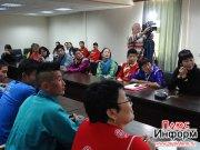 В Кызыле прошла конференция «Национальный и международный этикет»