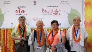 В Нью-Дели (Индия) завершил работу Международный буддистский конклав IBC-2014