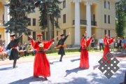 В Элисте участники международной конференции обсудили проблемы развития танцевального фольклора монголоязычных народов