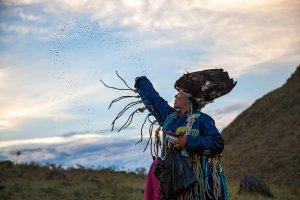 Тува - республика шаманов