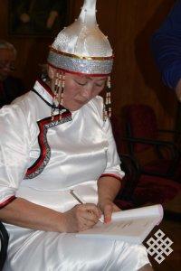 В Союзе писателей России прошла презентация книги «Мама Нади Рушевой»