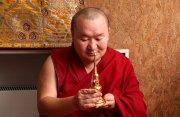 Один день с буддийским монахом