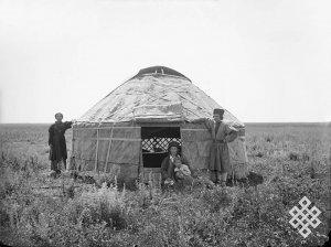 Этно-экологическое хозяйствование калмыков в начале XX века