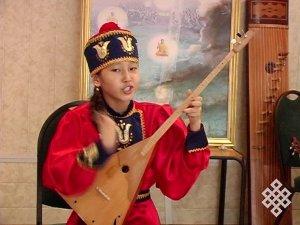 К вопросу изучения калмыцких религиозных песен