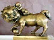 В Иволгинском дацане выпустили партию копий скульптуры «Маленький Будда»