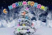 Поздравляем с Новым 2015 годом!