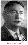 Анонс научной конференции к 100-летию Н. А. Баскакова