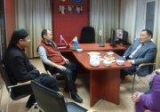 В Туве началась работа над Международным конкурсом исполнителей горлового пения