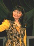 Надежда Наксыл. Женщина, которая читает стихи