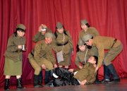 Кожууны Тувы готовятся отпраздновать 70-летие Великой Победы