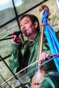 «Хуун-хуур-ту» в Красноярске: гора, тебе пою