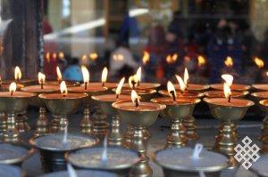 Вербальный компонент праздника Цаган Сар («Белый месяц») у калмыков