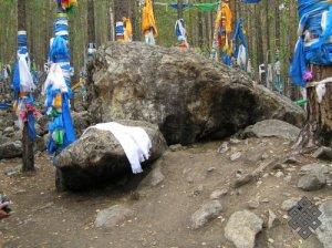 Обряды поклонения богине Янжиме в Баргузинском районе Республики Бурятия