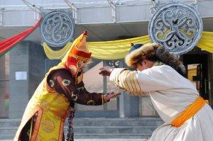 Ритуально-обрядовые действа во время Шагаа
