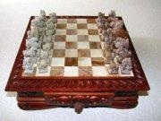 Тувинские шахматы — Хол—шыдыраа