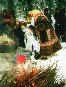 Традиционное мировоззрение коренных народов Тюменского Севера