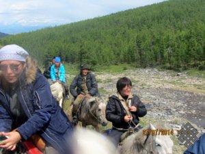 Этнокультурные контакты народов Саяно-Алтая и Западной Монголии