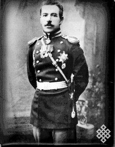 Александр Чакиров. Усинский пограничный начальник