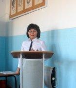 Поздравления с защитой кандидатской диссертации Ульяне Монгуш!