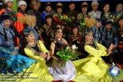 Ансамбль «Саяны» совершил турне по Европе