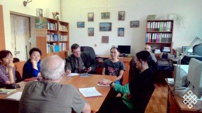 Ученые Академгородка обсудили проблемы развития этнических языков  в интернет-пространстве