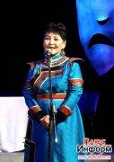 В Национальном театре Тувы прошел творческий вечер Галины Доржу
