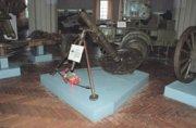 Легендарный миномет братьев Шумовых выставлен в Музее артиллерии в Санкт-Петербурге