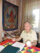 Известный врачеватель Станислав Серенот издал историю тувинских священнослужителей, буддийских лам