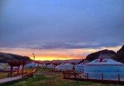 Ночь в юрте и шаманские обряды. Планы на лето: Кызыл