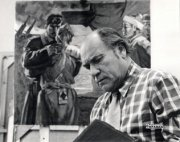 Юрий Курский: солдат, художник, журналист