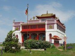 Буддийские храмы как объекты религиозного туризма в России