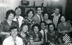 90-летие известного российского и башкирского языковеда-диалектолога,  лексикографа и педагога Сарии Миржановой