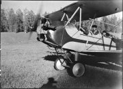 Летчик-доброволец Хопуя